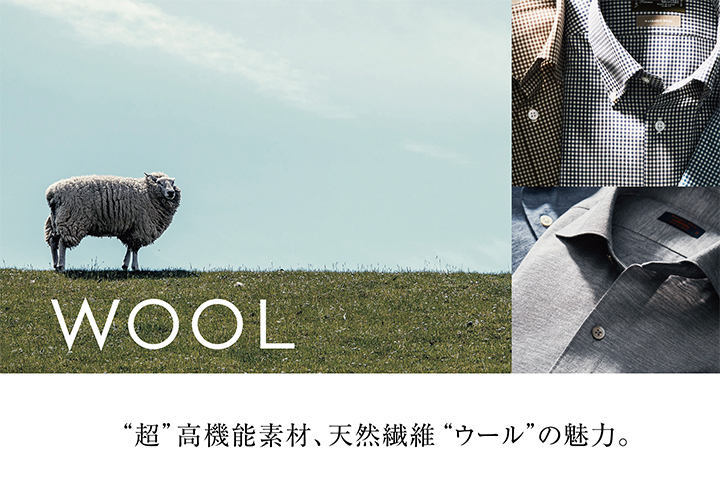 Wool Shirts Collection